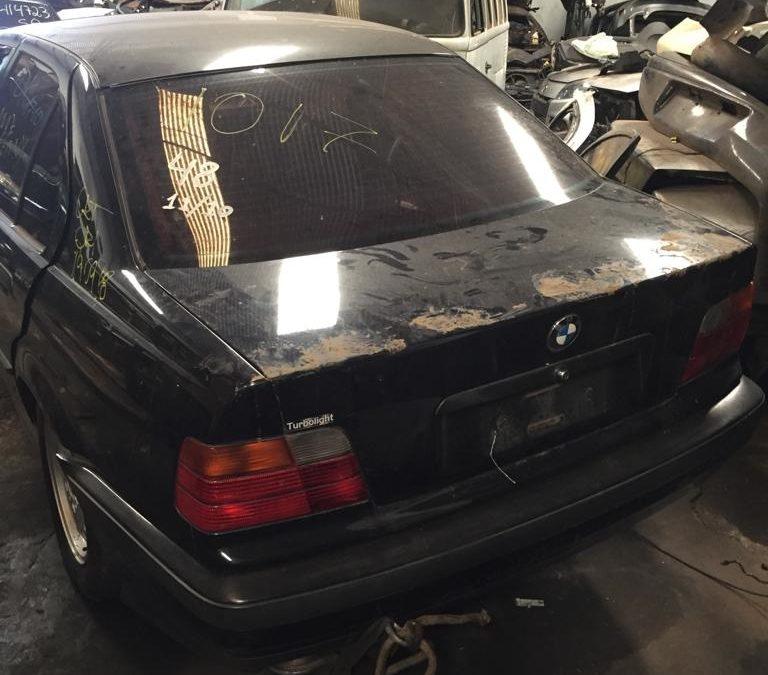 BMW | Brutus car