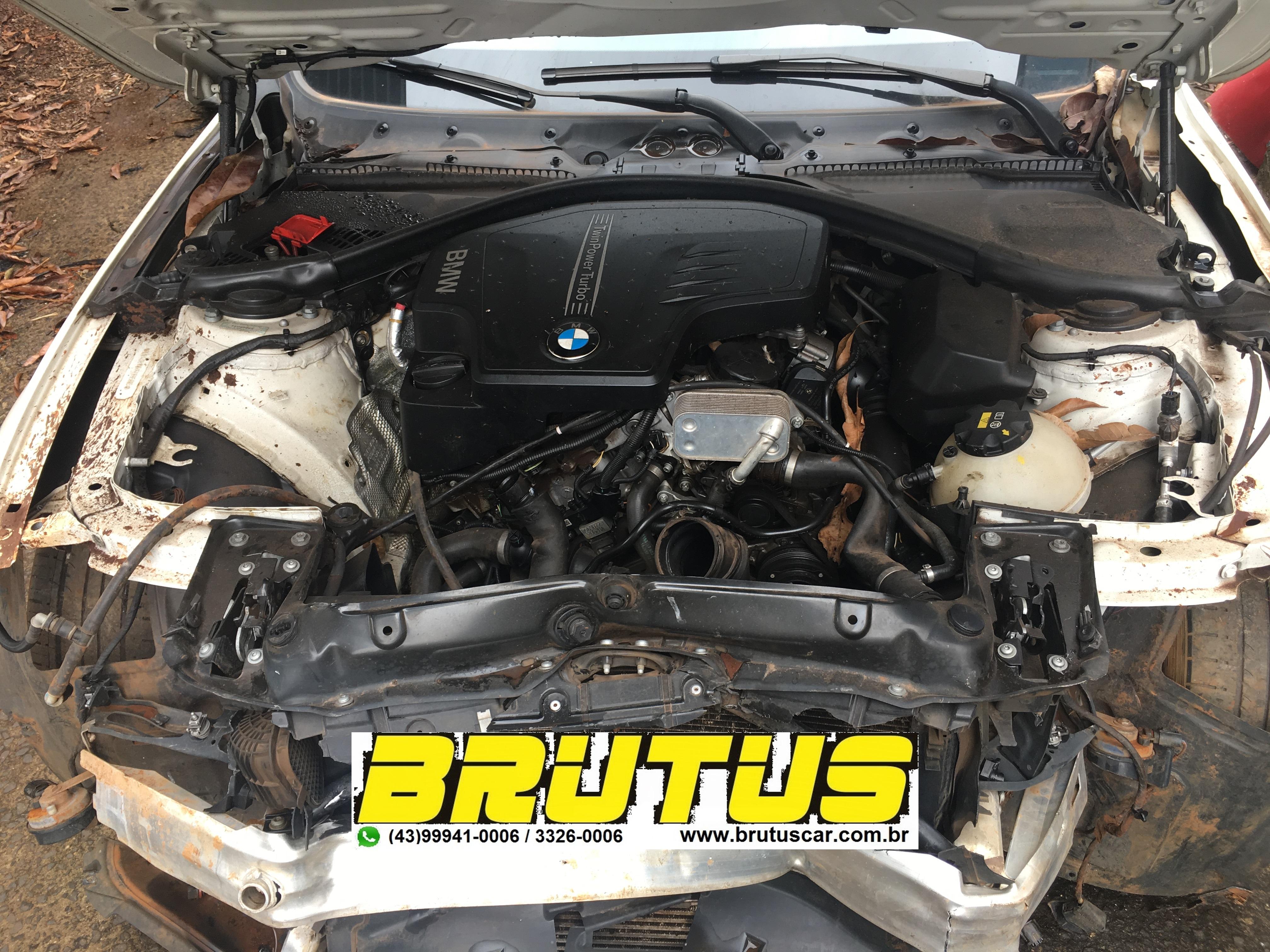 Sucata Bmw 320i 2015 | Brutus car